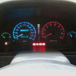 PERDANA SEiV6 LED Bulbs Speedometer and Interior