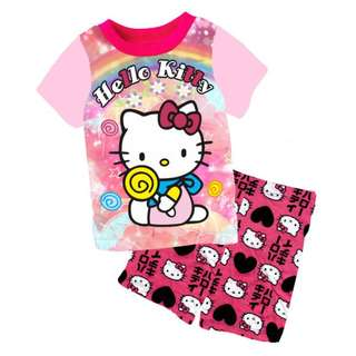 INSTOCK Hello Kitty tee set