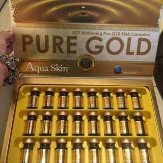 Pure Gold Aqua Skin