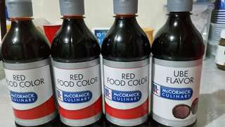 McCormick Culinary Food Color