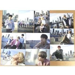 ready stock! Postcard by BTS Dicon Magazine