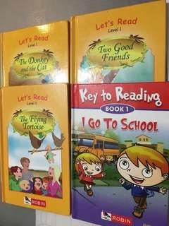Robin beginner books