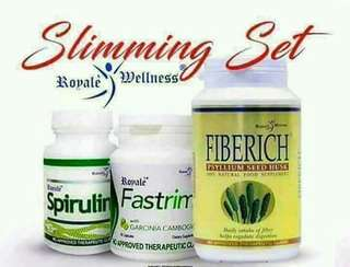 Royale slimming set