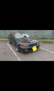 Toyota ae101 past selling