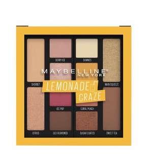 [IN-STOCK] Maybelline Lemonade Craze Eyeshadow Palette Makeup Lemonade Craze 0.26 fl. oz.