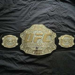 Ultimate Fighting Championship (UFC) Adult Size Replica Belt