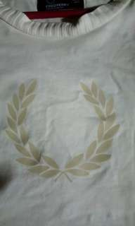 Authentic Fred Perry shirt