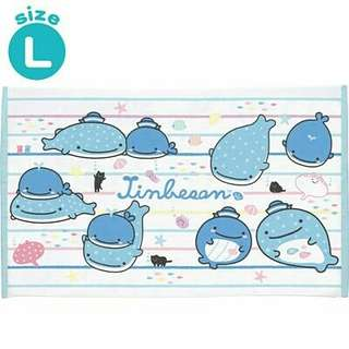 Jinbe San 鯨鯊先生 浴巾(L Size )