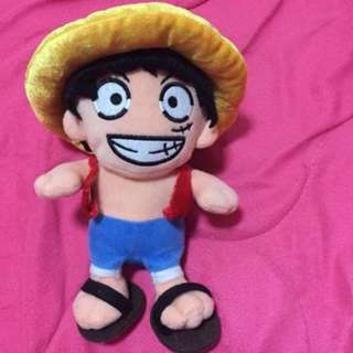 One Piece Luffy Stuff Toy