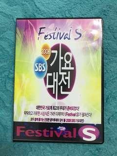 2008 SBS Festival S (TVXQ, Boa ant etc )
