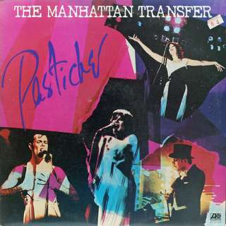 manhattan transfer Vinyl LP used, 12-inch, may or may not have fine scratches, but playable. NO REFUND. Collect Bedok or The ADELPHI.