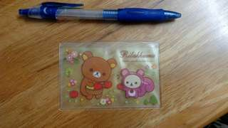RILAKKUMA  Card holder ~~
