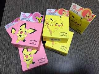 ⚡️氣墊胭脂 Cushion Blusher 6g Cathy Doll Pokemon Edition