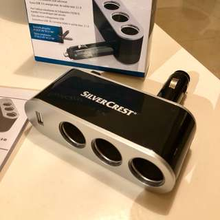 Car socket charger/Usb - BRAND NEW