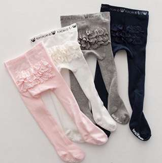 Cute Baby Girl Leggings