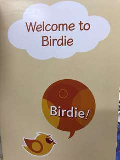 Birdie 自由鳥 優惠碼 免費獲得4gb數據