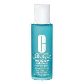 Clinique Anti Blemish Solutions Clarifying Lotion 200ml