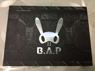 B.A.P Warrior like new