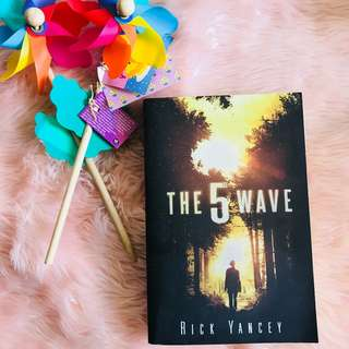 [YOUNG ADULT YA BOOKS] The 5th Wave by Rick Yancey