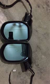 Civic FD side mirror with signal ori set