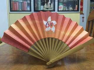 中華人民共和國成立六十週年紀念摺扇