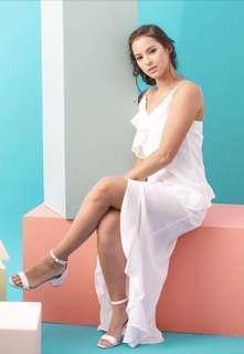LAST PRICE ‼️ Spencer Maxi Dress in White