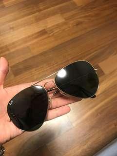 100% Real Rayban sunglasses