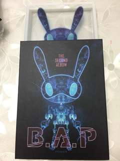 B.A.P Power almost new