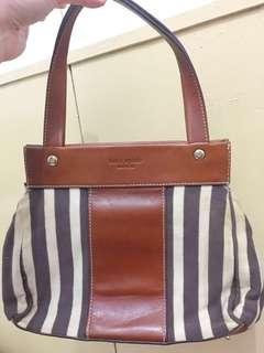 Katespade Ori Brown Stripe Vintage