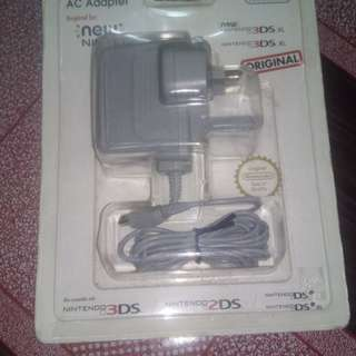 Nintendo 3ds dsi charger adapter