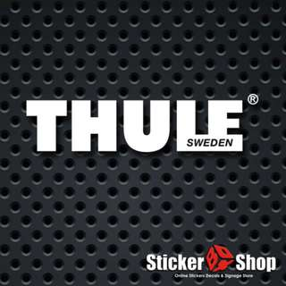Thule (4x4) Decal