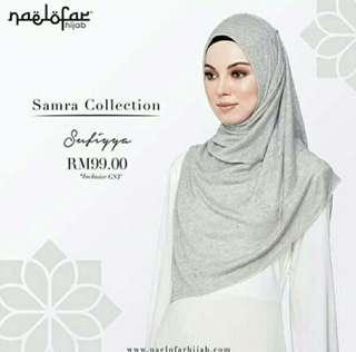 Naelofar Hijab Samra Collection