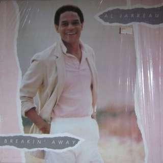 Al Jarreau - Breakin' Away LP Record Vinyl Album