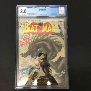 Batman 104 CGC DC Comics Book Justice League Movie Robin