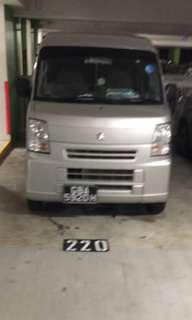 Suzuki Every 660 Manual GA Petrol