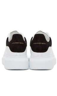 Mcqueen oversized sneakers 鞋