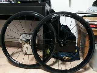 Rinpoch RW470 Aero wheelset