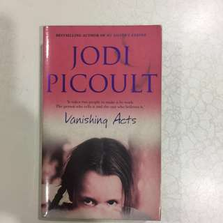 Jodi Picoult : Vanishing Act
