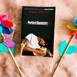 [YOUNG ADULT YA BOOKS] Perfect Chemistry by Simone Elkeles