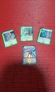 Duel master Cards
