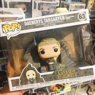 Game of Thrones - Daenerys Targaryen on Dragonstone Funko Pop