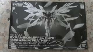 RG expansion effect unit seraphim feather