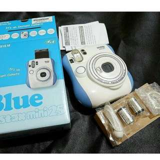 INSTAX MINI 25 BLUE