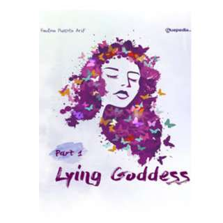 Ebook Lying Goddess 1 - Faulina Puspita Arif