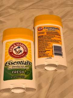 Arm and Hammer Deo