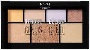 NYX Professional Strobe of Genius Illuminating Palette