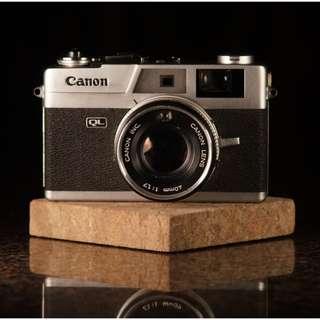 Canon Canonet 17