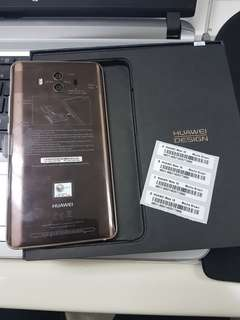 Brand New huawei Mate 10 swap to s8 or iPhone 7 Plus