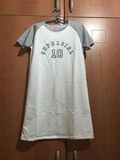 Brand new t shirt dress