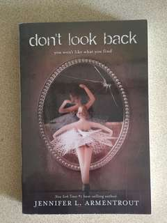 Don't Look Back (plastic)